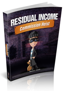 Residual Income Commission Heist